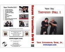 Sayoc Kali Transition Drill Knife Fighting Silat Arnis