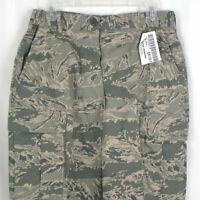 USAF ABU Digital Camo Womens Utility Trouser Pant Size 12X Short