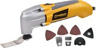 Worksite 120V Variable Speed Oscillating Multi-Function Tool Cutting Sanding Saw