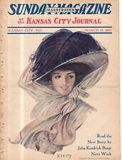 1910 Sunday Magazine March 13 - Earl Christy art