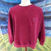 Admiral vintage retro purple Sweatshirt. UK men's size XXL