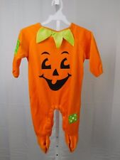 Pumpkin Patch Baby Infant, Toddler Halloween Costume Romper 6-12 Months #5587