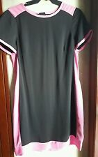 BANANA REPUBLIC COLORBLOCK DRESS, SIZE 4