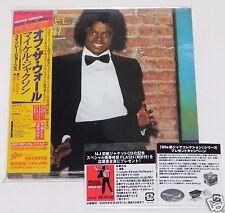 MICHAEL JACKSON / Off The Wall JAPAN CD Mini LP w/OBI  EICP-1194