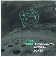 THOM YORKE ( Radiohead ) - Tomorrow's modern boxes ( New & sealed digipack Cd )
