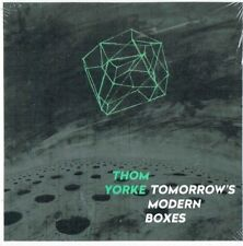 THOM YORKE ( Radiohead ) - Tomorrow's modern boxes ( New & sealed digipack Cd )