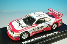 KyOSHO 1/64 Beads Collection No.06652B NISSAN Skyline GT-R LM(BCNR33) 1996 No.23