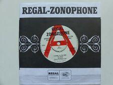 FLOWERS IN THE RAIN - THE MOVE - ORIGINAL UK REGAL ZONOPHONE - DEMO - 1967 **