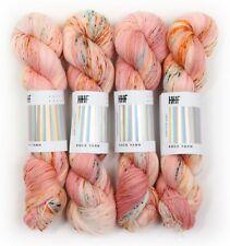 Hedgehog Fibres :Sock Yarn Taffy: merino wool yarn
