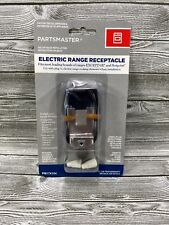 PartsMaster Range Receptacle Pm17X104 Plug-In Electric Cooking Elements B05 084