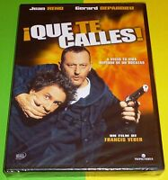 QUE TE CALLES Gérard Depardieu & Jean Reno - Francis Veber Precintada