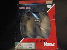 NOS Vesrah Kawasaki Brake Shoes 1980-1984 KZ750 1986-1987 VN750 VB-412 SQ