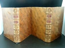 VAN MUSSCHENBROEK Essai Physique ED ORIGINALE 2T IN-4 33 PLANCHES COMPLET 1739