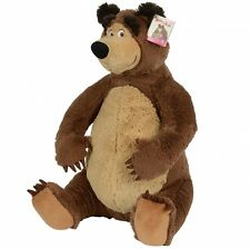 Masha and the Bear - 50cm Plush Bear Soft Toy  *BRAND NEW*