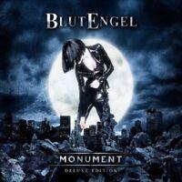 BLUTENGEL - MONUMENT (DELUXE EDITION) 2 CD NEU