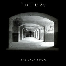 EDITORS ( NEW SEALED CD ) THE BACK ROOM ( DEBUT )