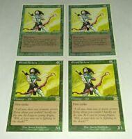 4x Elvish Archers MTG MAGIC THE GATHERING LP (4 CARD LOT)