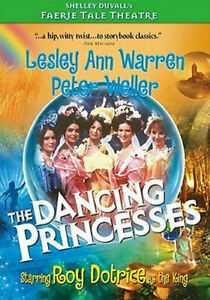 Faerie Tale Theatre - The Dancing Princesses (DVD, 2004) - Brand New