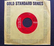 "7"" Elvis Presley - Burning Love - USA RCA Gold Standard"