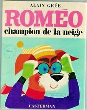 Romeo Champion de la Neige par Alain Gree