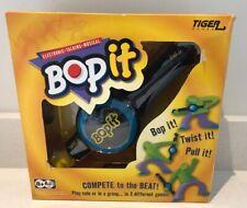 Hasbro 2004 Bop it Bopit Handheld Electronic Game 2004 Boxed