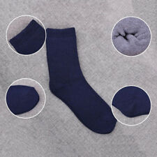 Men Women Winter Warm Socks Cotton Soft Elastic Heavy Thick Thermal Crew Socks