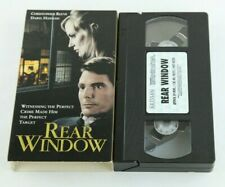 Rear Window Christopher Reeve Daryl Hannah VHS 1998 Cornell Woolrich