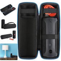 For JBL Flip 3 4 Bluetooth Speaker Case Travel Carrying Bag Protector Organizer