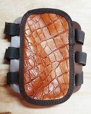 Rifle Cheek Pad / RailRest by ITC Marksmanship / Golden Gator Leather