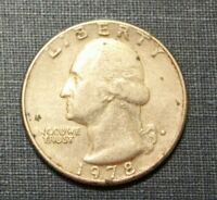 "1978- Washington Quarter "" DDO , VERY RARE COIN."