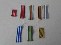 Bulk Lot of Australian Army Medal Ribbons For Miniatures Medals