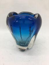 Vaso Vintage in vetro  di Murano glass vase 80's