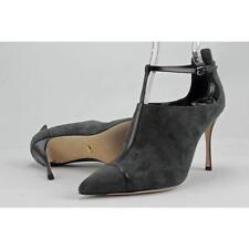 Sergio Rossi 62780 Women US 8 Gray Heels Defect & Blemish  16199