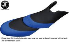 Black R bleu personnalisé pour Seadoo 02-06 GTX DI 4-TEC Avant + Arrière Vinyle Housses De Siège