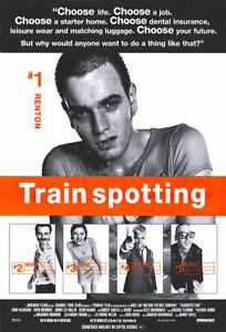 "Trainspotting - Movie Poster / Print (Regular Style) (Size: 27"" X 40"")"