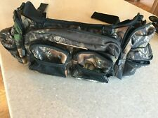 Field Line Camouflage Fanny Pack Hunting Hiking Survival Bag w/ 9 Pockets