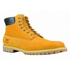 Timberland Heritage 6 Inch Wheat Mens BOOTS EUR 42