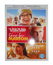 Song For Marion (DVD, 2013) Terence Stamp sings! (and rather well too)