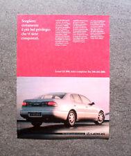 [GCG] L353- Advertising Pubblicità -1995- LEXUS GS 300