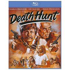 Death Hunt (Blu-ray Disc, 2013) Charles Bronson
