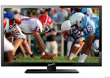 "SUPERSONIC 19"" LED HDTV TV TELEVISION HDMI & USB INPUTS DUAL TUNERS AC/DC NEW"