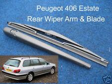 NEW GENUINE Peugeot 406 Estate Rear Wiper Arm & Blade