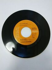 """New listing 45 Rpm Record ,Guess Who."""" Clap For The Wolf Man""""/"""" Road Food.Rca #0324 1974"""