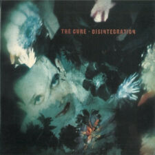 Disintergration - The Cure Double Vinyl LP (600753245637)