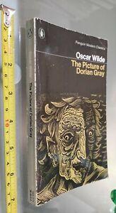 GG LIBRO:  OSCAR WILDE THE PICTURE OF DORIAN GREY PENGUIN MODERN CLASSICS 1985