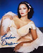 Barbara Carrera Signed 8x10 Photo - James Bond Babe - NEVER SAY NEVER AGAIN H121