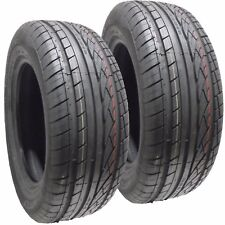2x 2556018 Budget Tyres High Performance 255 60 18 255/60 112v