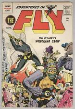 Adventures of the Fly #2 September 1959 G/VG Kirby, Williamson art