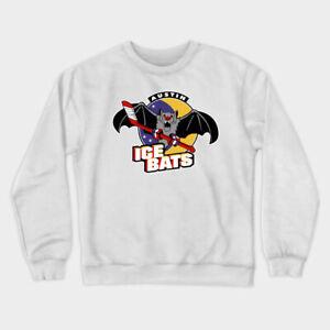 Austin Ice Bats crewneck sweatshirt CHL WPHL ice hockey Texas Stars