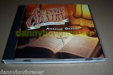 Time Life Classic Country Great Country Gospel Amazing Grace CD NM No Scratches
